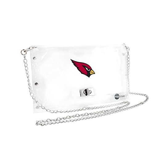 752e2d08 NFL Clear Envelope Purse