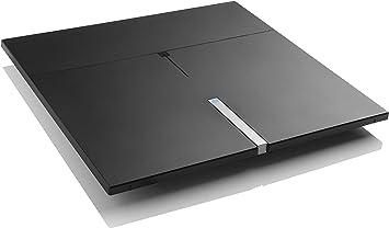 One For All SV9490, Antena de TV para Interior Amplificada, Recibe TDT en un Rango de 25km, Antena HDTV Digital, Incluye Cable Coaxial de Alto ...