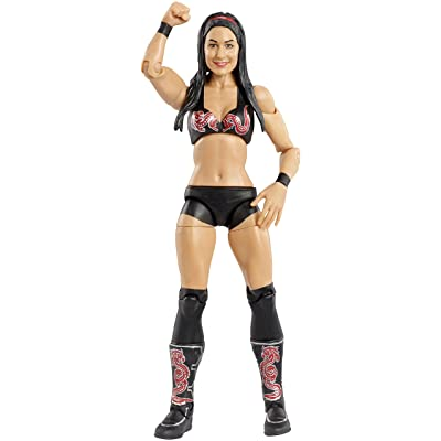 WWE Brie Bella Figure: Toys & Games
