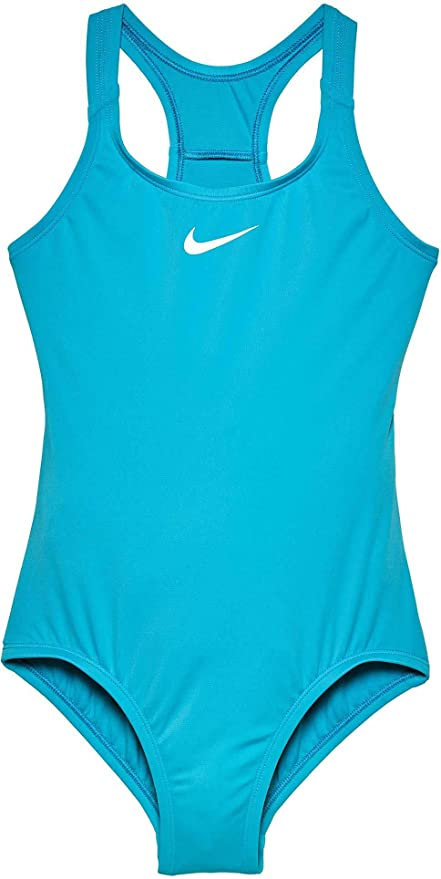 f6a44ca80efff Amazon.com   Nike Girls  Racerback Sport Swimsuit   Sports   Outdoors