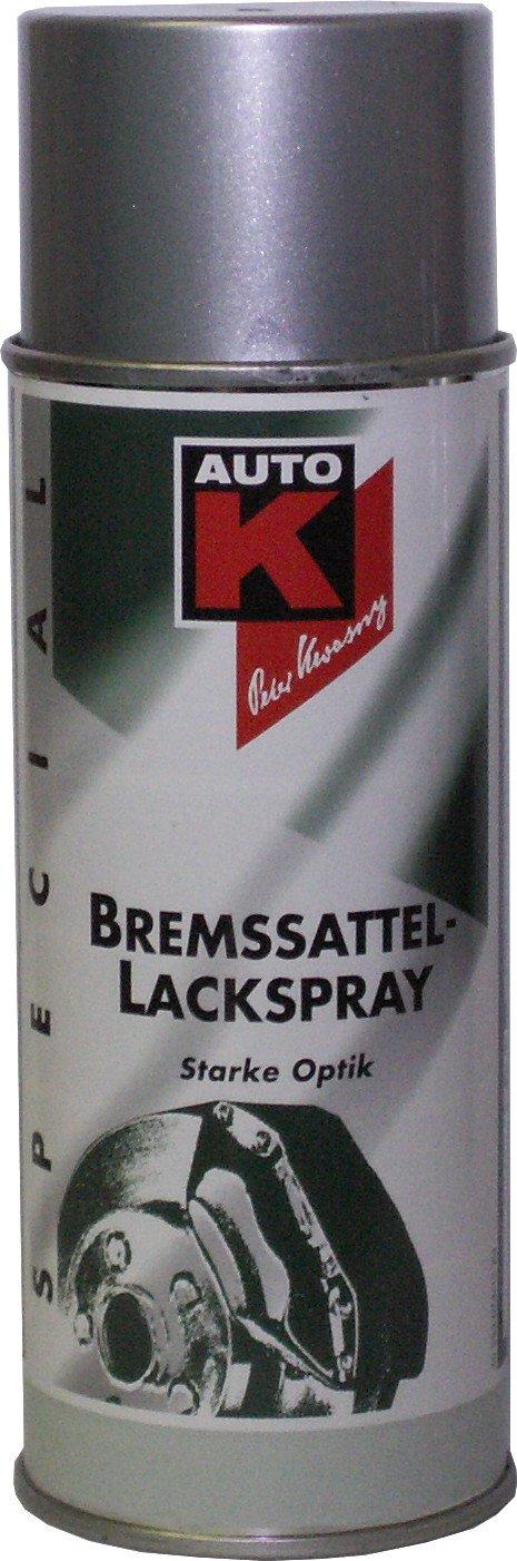 Profi Bremssattellack 400ml Spraydose SILBER glä nzend Ludwiglacke