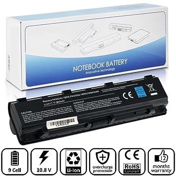 iTEC® Portátil Batería para ordenador portátil Toshiba Satellite l870-dcs (7800 mAh): Amazon.es: Electrónica