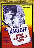 Horror En El Cuarto Negro [DVD]
