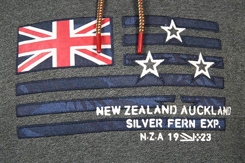 NZA New Zealand Sweatshirt Grün