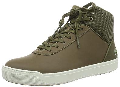 316 2 Cheville Lacosteexplorateur - Chaussures Femme Vert Taille 38 Eu sON7JVb1