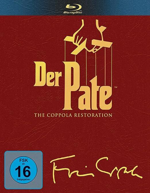 Der Pate - DVD Box - Blu Ray