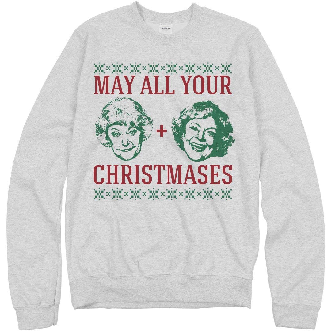 Christmases Bea Unisex Crewneck 7802 Shirts