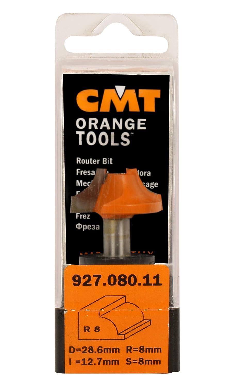 Grigio CMT 927.722.11 Fresa Raggio concavo Arancio