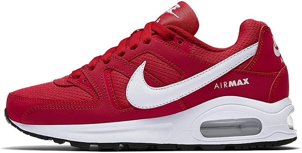 chaussure nike rouge garcon