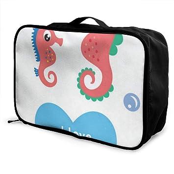 Amazon.com: Bolsas de viaje con asa para el maletero y el ...