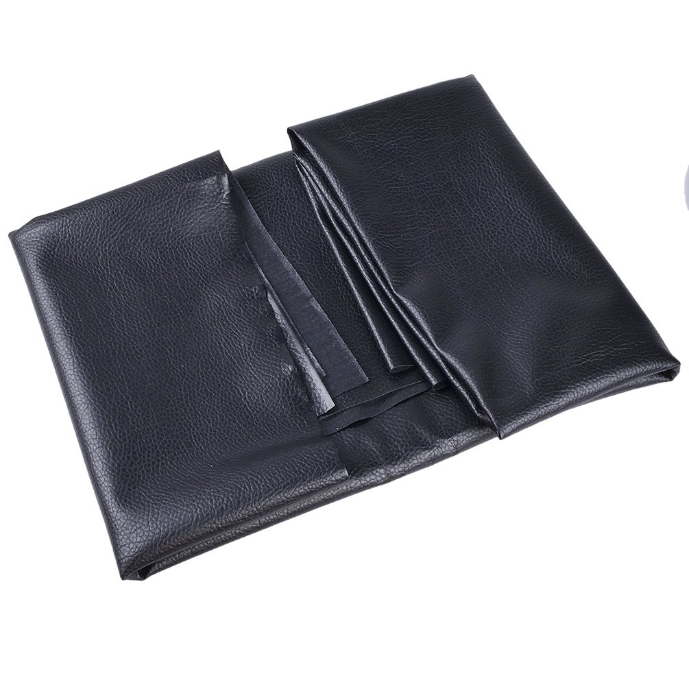 YNuth Tela de Cuero Sint/ético PU Tapicer/ía Tela de Piel Sint/ética para Tapizar Material de Artesan/ía para Cojines Coches Camas Sof/ás 100x142cm