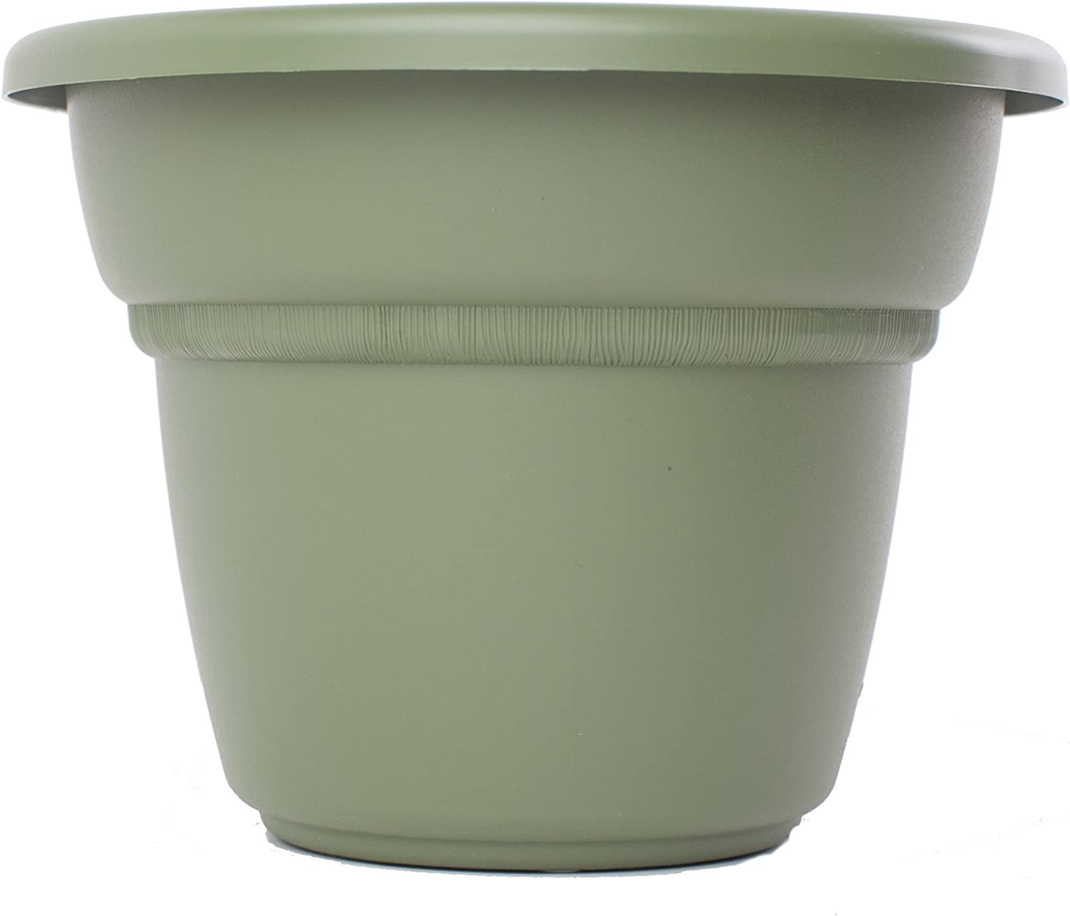 Bloem MP1620-42 Milano Planter Living Green 20in