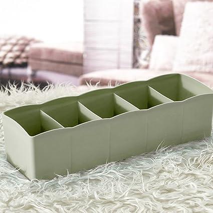 5 rejilla caja para guardar sunnymi Box, perfecta almacenar Almacena todos Ropa Interior, calcetines