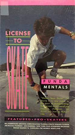 Amazon.com: Fundamentals [VHS]: License to Skate 2: Movies & TV