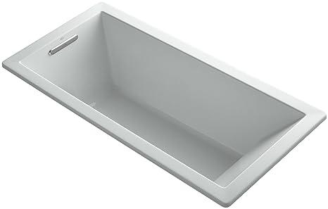 Kohler Vasca Da Bagno : Kohler underscore 167 6 cm x 81 3 cm drop in vasca reversibile con