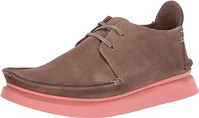 Similar Tomar un baño Colaborar con  Amazon.com | CLARKS Men's Seven Suede Shoes | Shoes