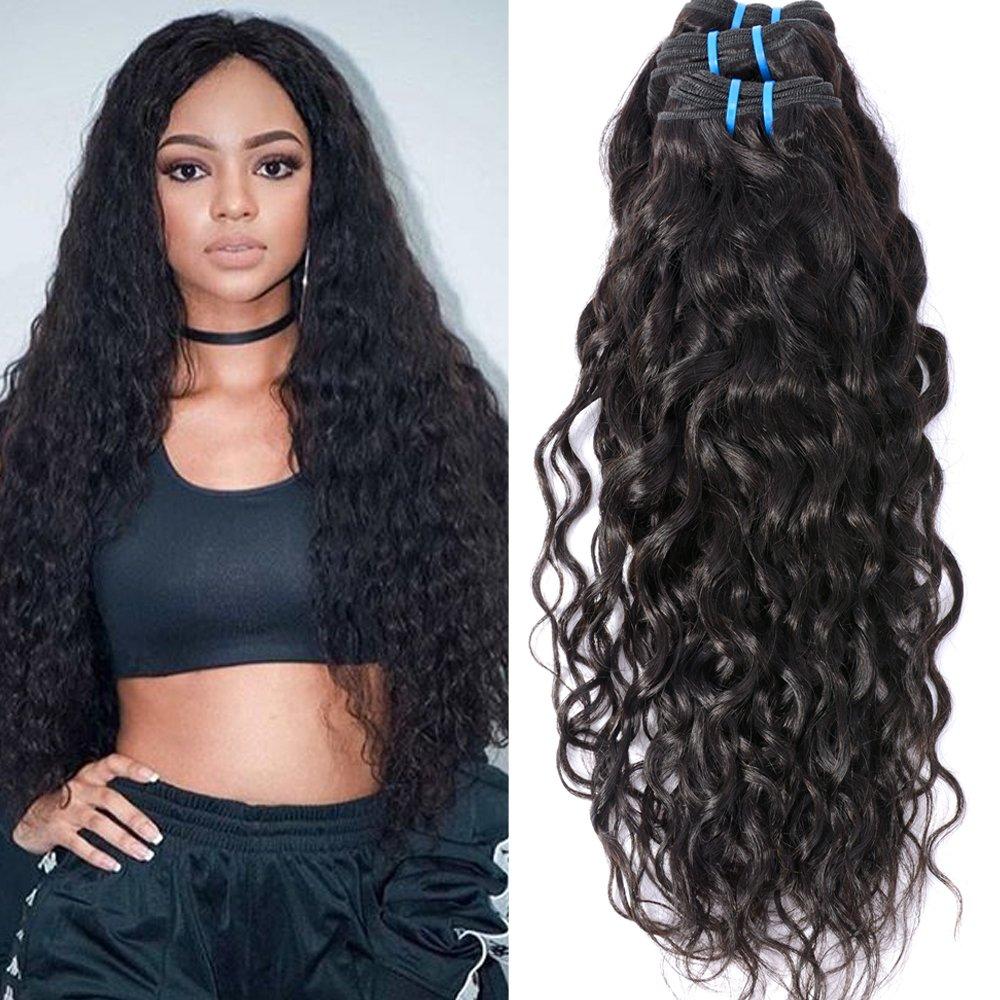 Amazon Brazilian Curly Hair Wet And Wavy Human Hair 7a