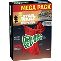 Fruit Roll-Ups Fruit Snacks, Mega Pack - Strawberry - 15 oz
