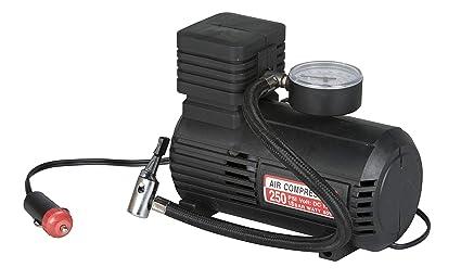 12 V Compresor de aire comprimido 7 bares de presión de Auto Compresor Aire Eléctrica Bomba