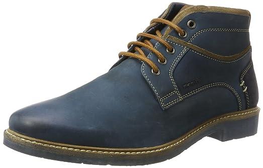 Herren-Stiefel Blau 660409-5