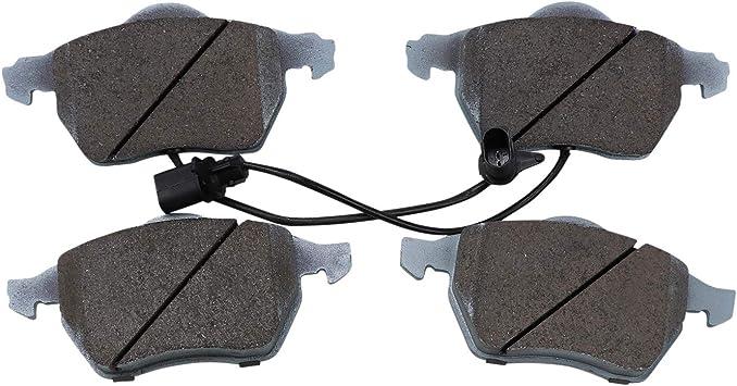 Beck Arnley 085-1687 Premium ASM Brake Pad