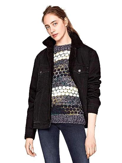 67fad89968 Pepe Jeans PL401559WD0 Jacket Women  Amazon.co.uk  Clothing