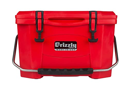 Grizzly Coolers Grizzly 20 Quart Rotomolded Cooler Review