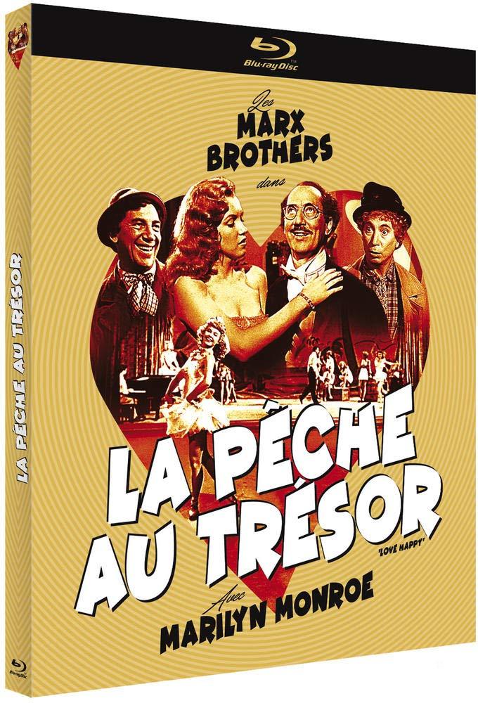 La Pêche au trésor [Italia] [Blu-ray]: Amazon.es: Groucho Marx ...