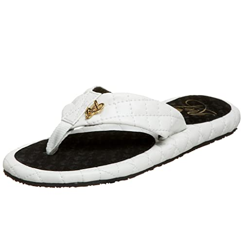 d1ace1fd4e5 Reef Pimptastic Sandals White  Buy Online at Low Prices in India - Amazon.in