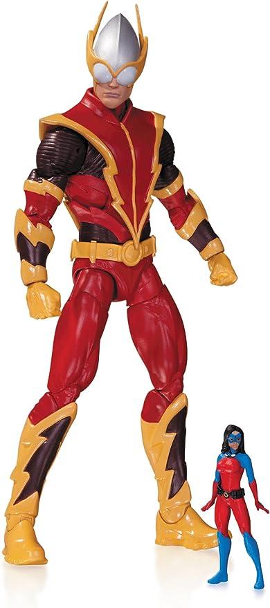 DC Comic Collectibles Super Villains Super-Villains Crime Syndicate Johnny Quick