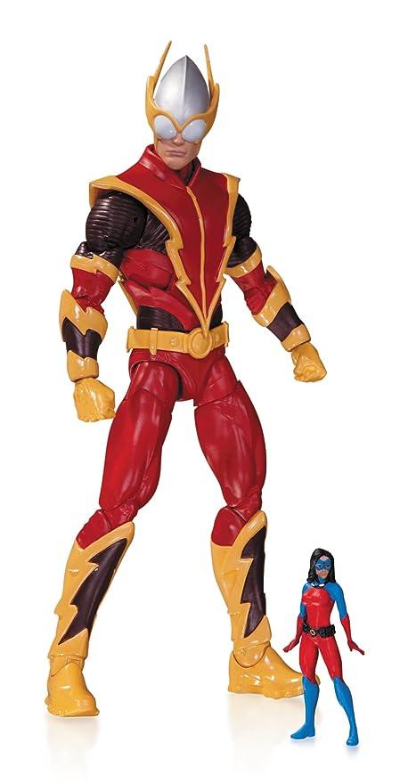 a8e03b3cdad2 Amazon.com  DC Collectibles DC Comics Super-Villains Johnny Quick ...
