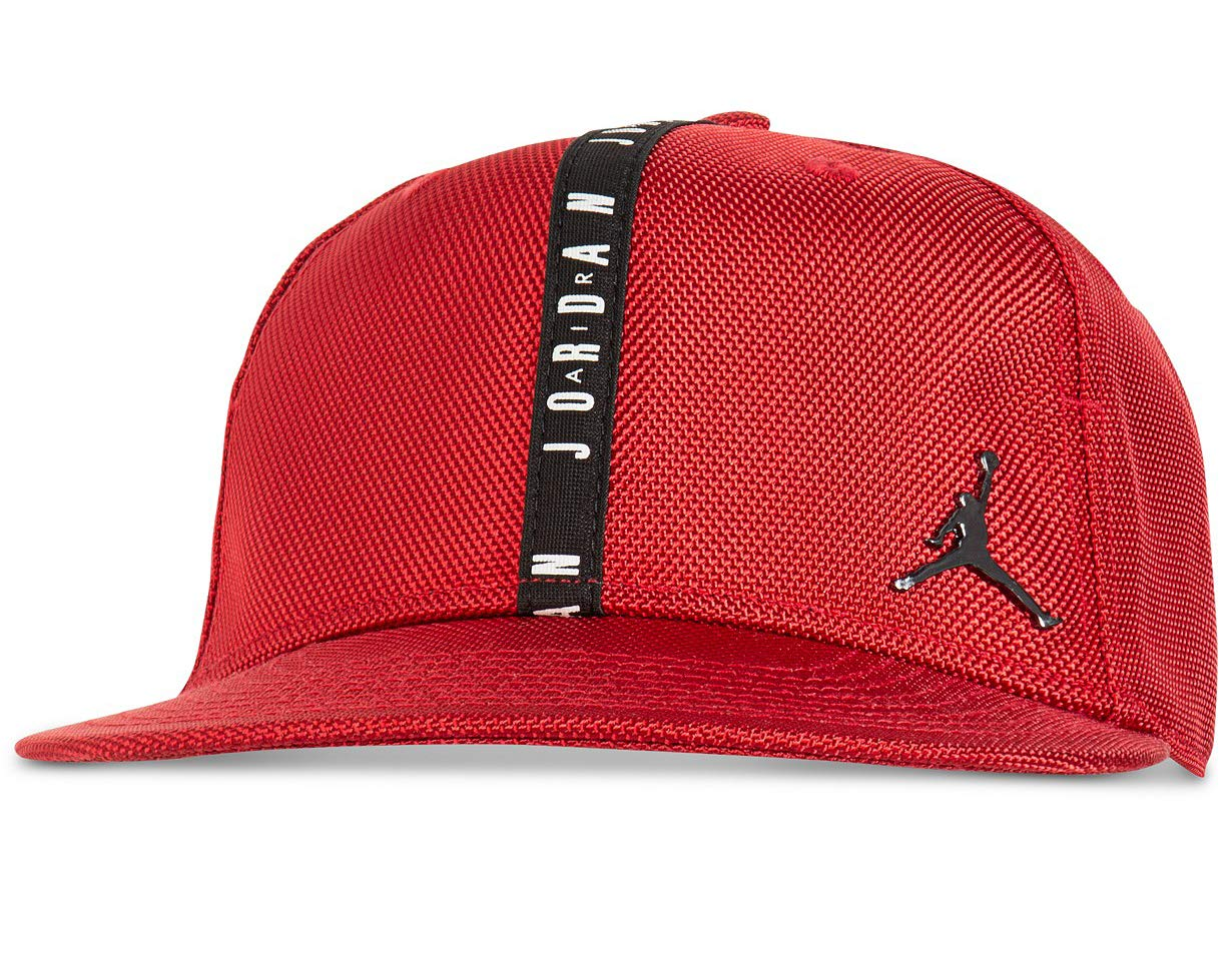 Jordan Big Boys Air Taping Cap (Gym(9A0099-R78)/Crimson Red, 8/20)