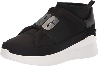 UGG Damen Neutra Sneaker Schuh, Schwarz, 38 EU