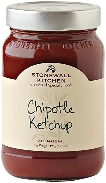 Stonewall Kitchen Salsa de tomate, Chipotle, 17.5 onzas Multi