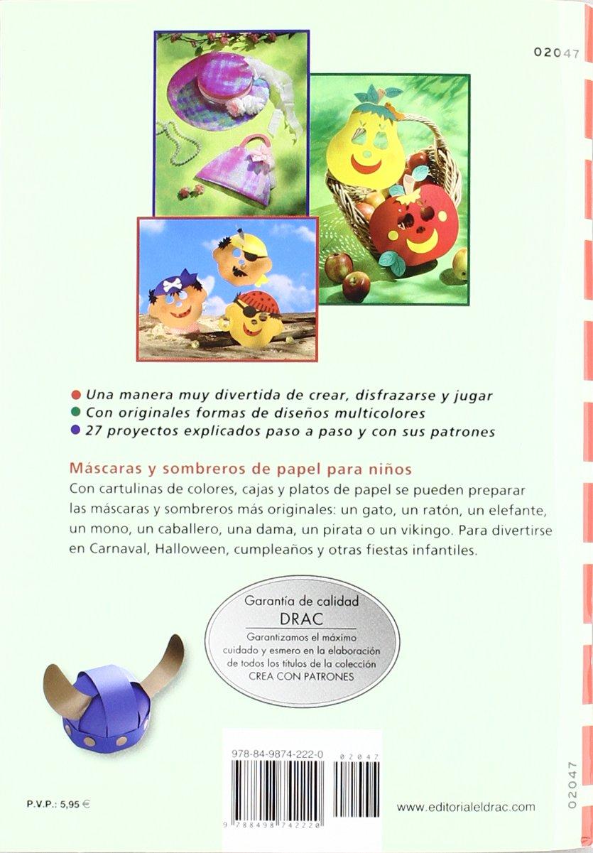 ORIGINALES MASCARAS Y SOMBREROS: FITTKAU: 9788498742220: Amazon.com: Books