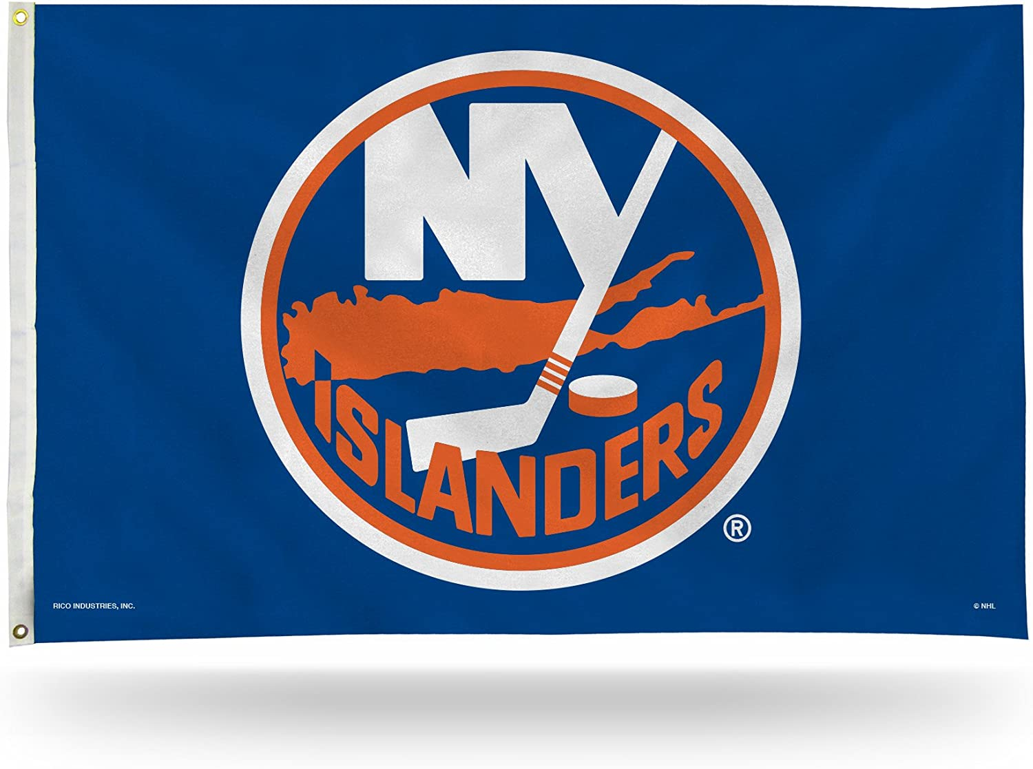 Rico New York Islanders Official NHL 3 x 5 Banner Flag 266714