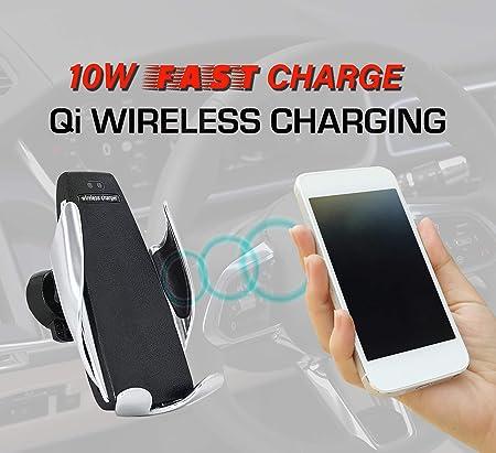 Qi Wireless Charging Induktion Induktives Laden Handy Elektronik