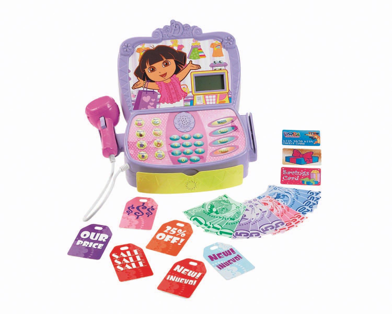 Fisher-Price Dora The Explorer Shopping Adventure Cash Register by Nickelodeon