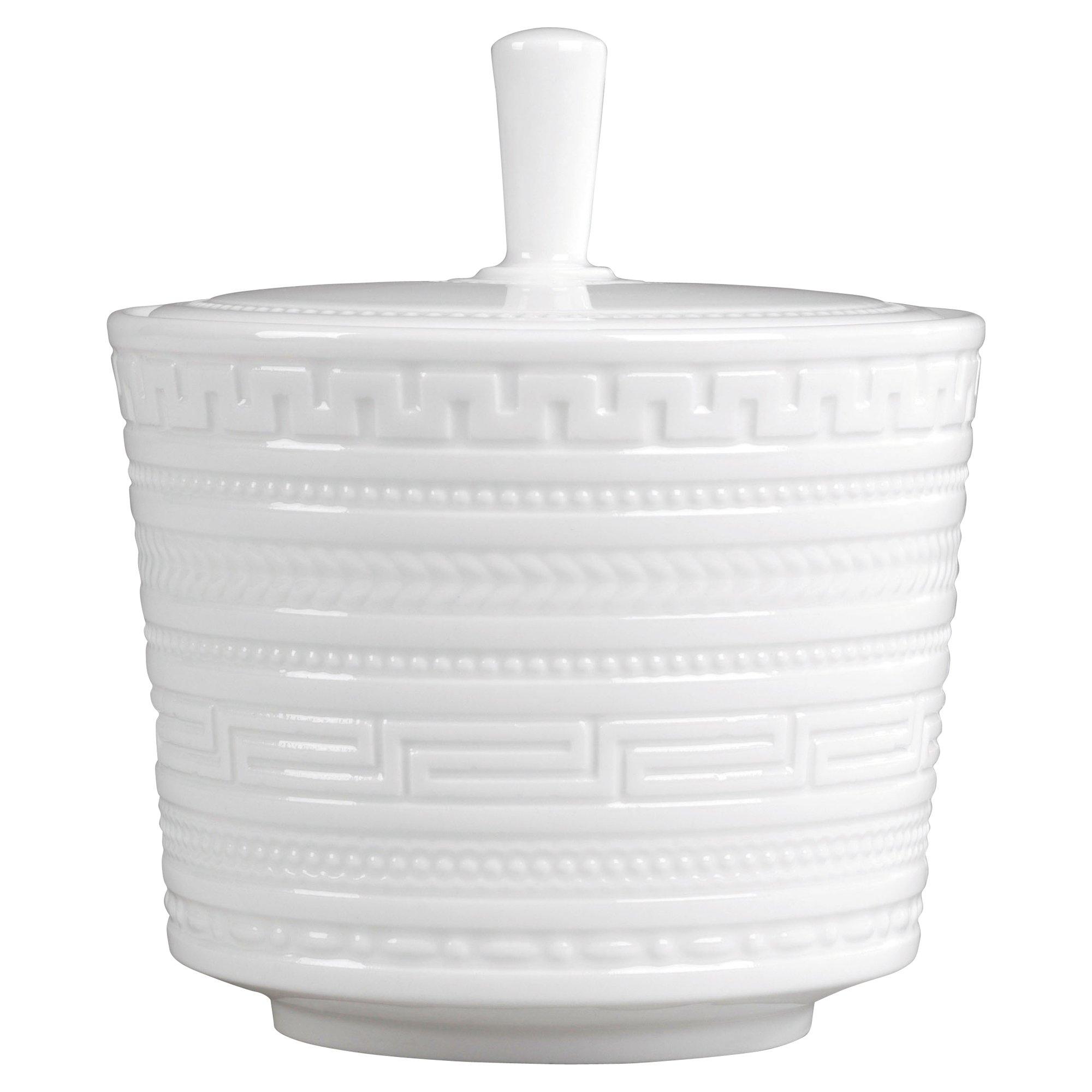 Wedgwood Intaglio 8-Ounce Sugar Bowl