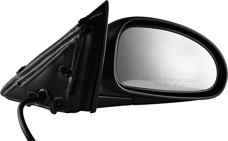 HEADLIGHTSDEPOT Door Mirror Compatible with Buick LeSabre Right Passenger Side Door Mirror GM1321344