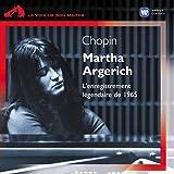 Martha Argerich : L'enregistrement légendaire de 1965