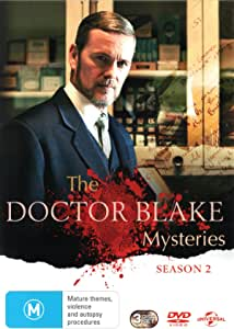 The Doctor Blake Mysteries: Series Two (DVD)