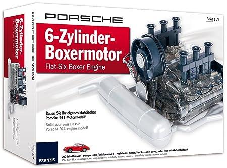 Porsche 6-Zylinder-Boxermotor - Flat-Six Boxer Engine: Bauen Sie Ihr ...