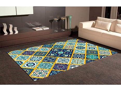 Tappeto vinile carpette in pvc motivi squadra imitazione