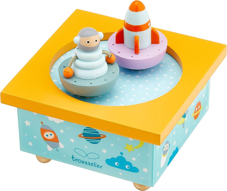 Trousselier - Caja de música para bebé (S95006): Amazon.es: Juguetes y juegos