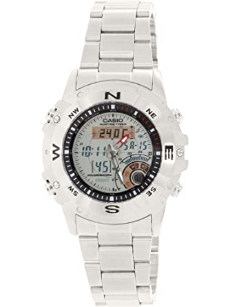 4ca2c716fae6 Amazon.com  Casio General Men s Watches Out Gear AMW-704D-7AVDF - 4 ...