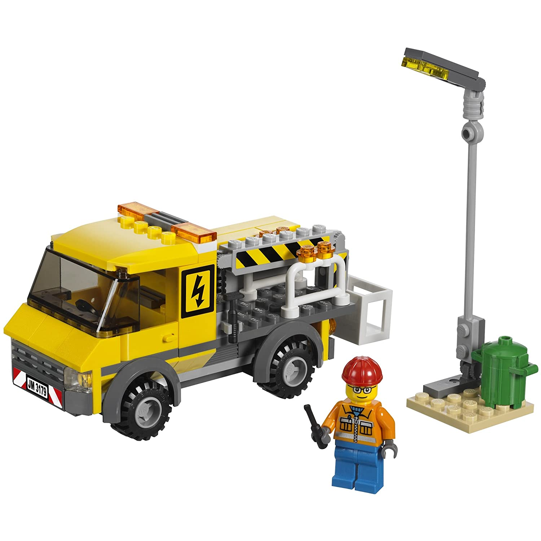 Lego City 3179 Repair Truck Amazon Toys Games