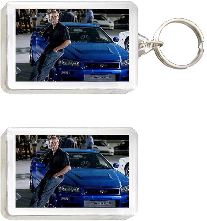 Schlüsselanhänger Und Magnet Paul Walker Spielzeug