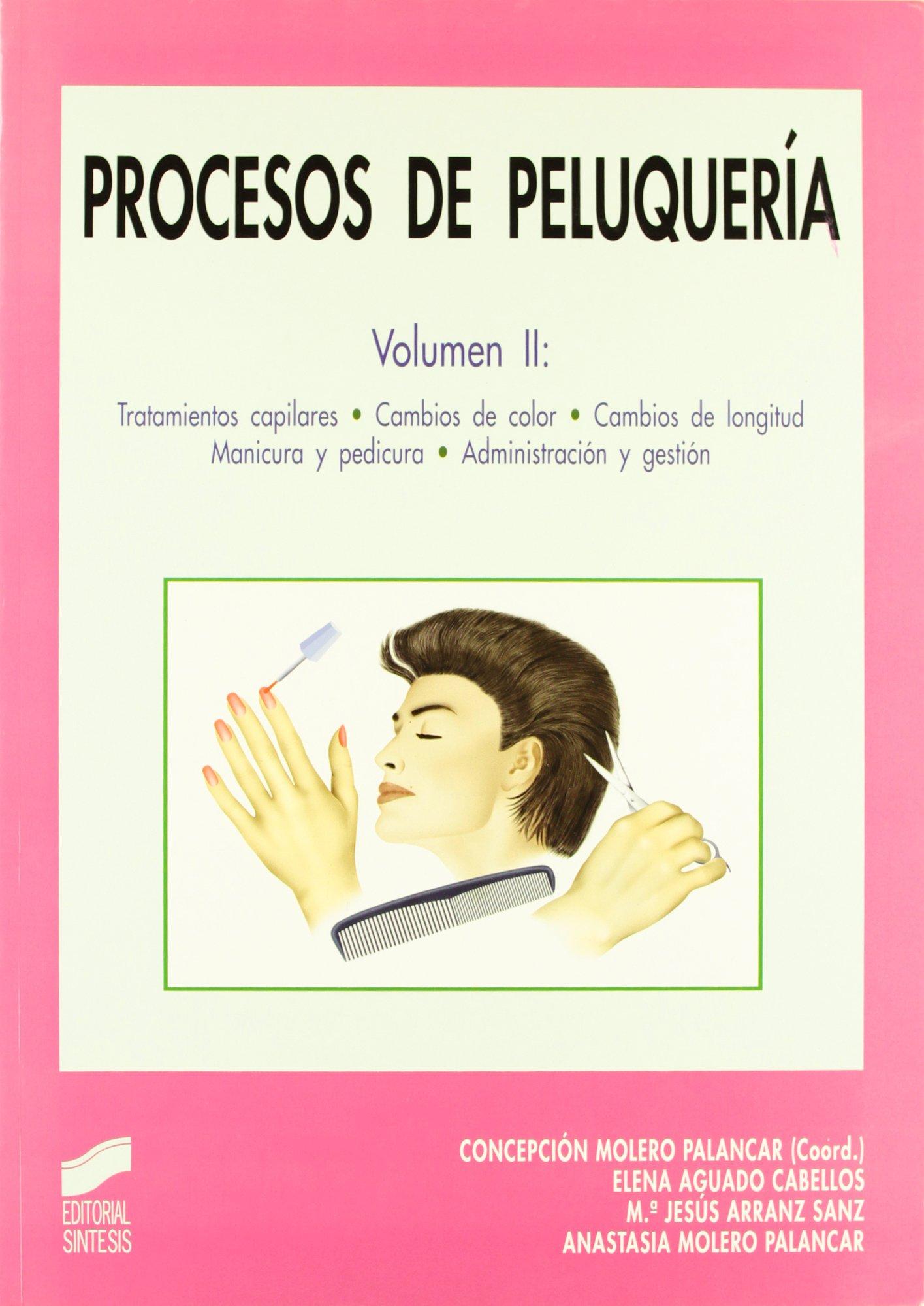 Procesos de Peluqueria - Volumen II (Spanish Edition)