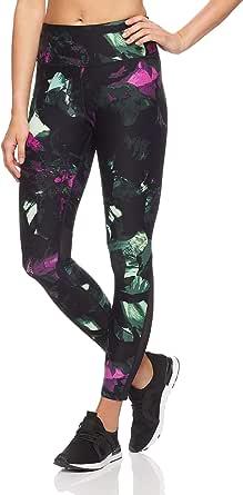 CALVIN KLEIN Women's Printed High Waist Mesh Leggings